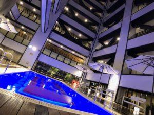 アパホテル&リゾート 御堂筋本町駅タワーの広い大浴場の素晴らしさにリピートする