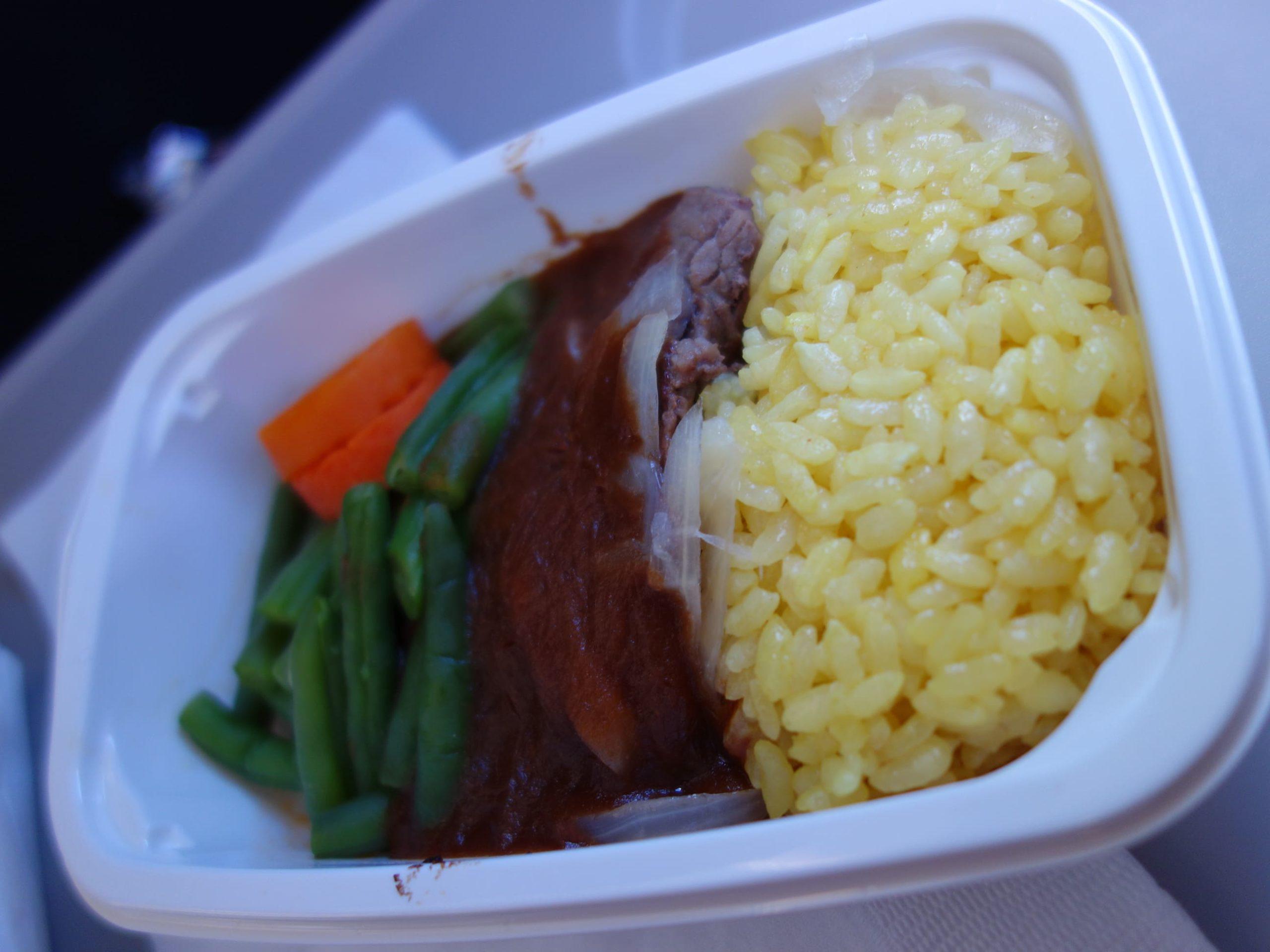 懐かしのバニラエアで那覇まで✈︎機内食が美味しかった